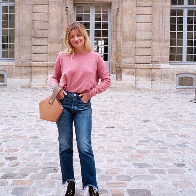 Un jean TRes bien coupe