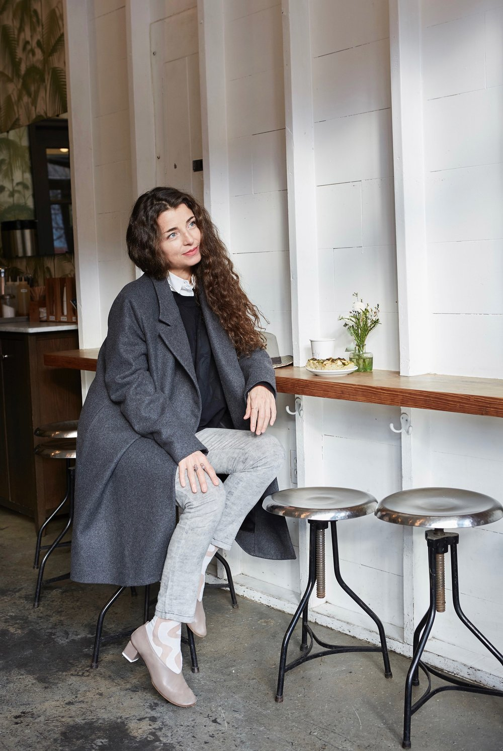 Silvia Avanzi - The woman behind the sculptural Gray Mattersshoes