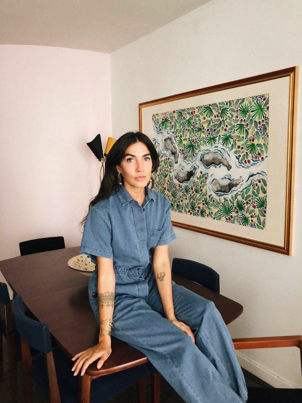 Emilie Bouguereau - L'illustratrice coup de coeur de la rentrée