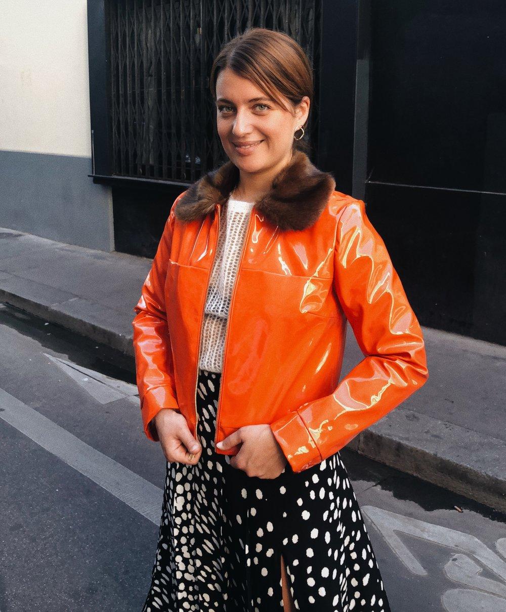 Ophélie Meunier - Notre Gangirl parisienne.