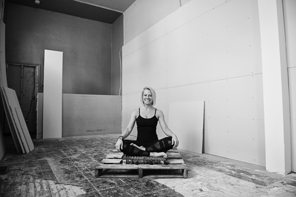 Jessie Youtz | Teacher & Founding Member Experience: 10 years on the mat as a student 200hr teacher training 1.5 years teaching 450+hrs teaching Why Yoga for me? My journey with yoga began 10 years ago.As a full time Massage Therapist,I quickly realized at the end of each day just how important it was to create a space to restore my mind and body. Yoga has taught me more then just how to stand on my head... it has allowed me to expand from the inside out. It has invited me to explore challenges from new perspectives, taught me to accept growth in any and all forms and most importantly how to stand in my own power. To not only hear my own voice but to listen closely. What inspires you about the HOY community? The eagerness to grow and explore...both as a community and as individuals. To come together in full support of our differences and similarities. To build upon our strengths,weaknesses and curiosities together.I am inspired to be a part of something that encourages the act of stepping into ones best self. Why do you teach? I teach to encourage growth. To explore what is beyond comfort zones. To help others believe in their own potential...both on and off the mat. I teach to remind myself of these things as well. To shine bright and own your voice. What fires you up off the mat? Loved ones. Goal setting. Bucket lists. Sunsets. Handstands :)