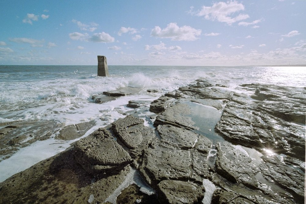 Standing Stone, Drowned 6762726197.jpg