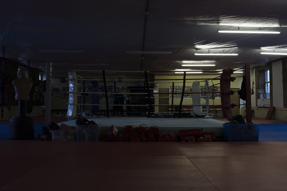 Kickboxing Dojo Ring