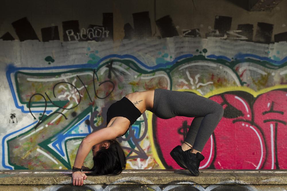 Yoga Bridge Backbend