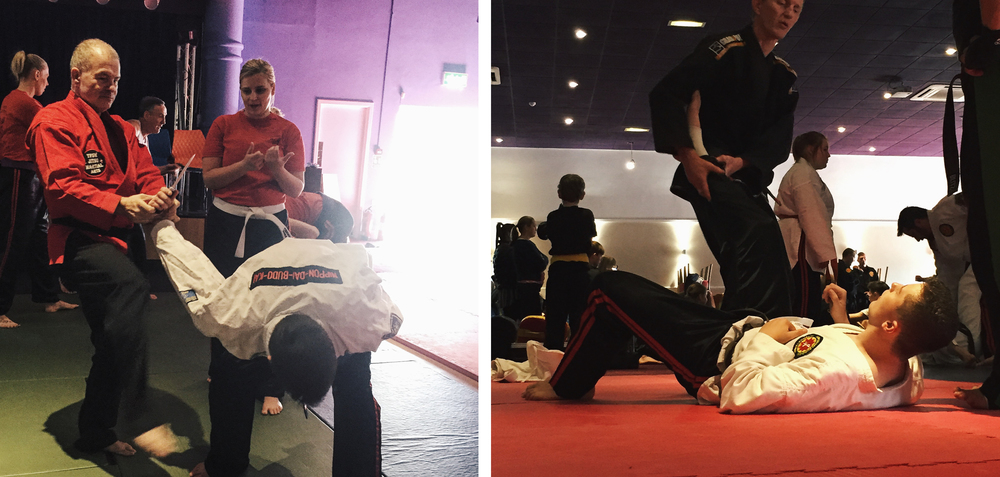 Jiu Jitsu BJJ Demo