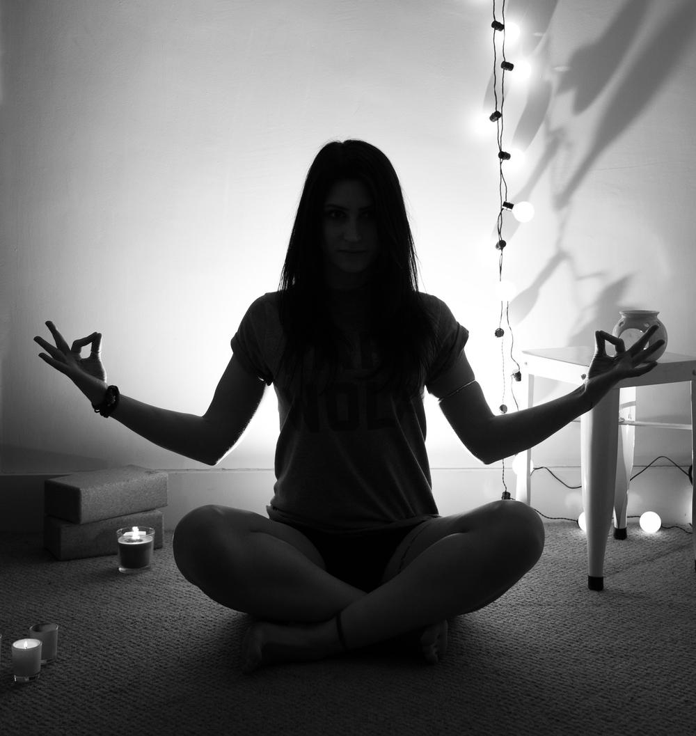 Meditation Yoga Session