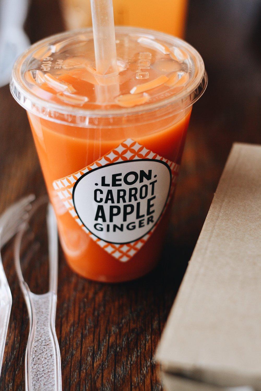 Leon-juice