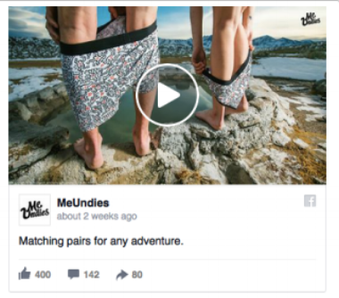 facebook video ad ecommerce idea be provocative
