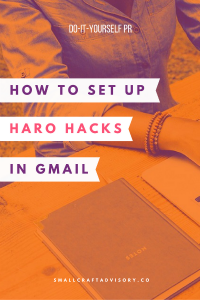 How to Set Up HARO Hacks in Gmail