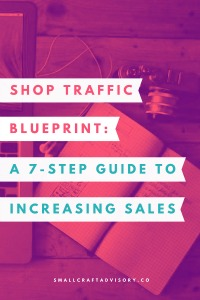 Shop Traffic Blueprint: A 7-Step Guide to Increasing Sales