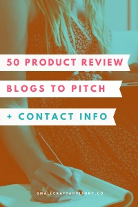 50 Product Review Blogs to Pitch + Contact Info