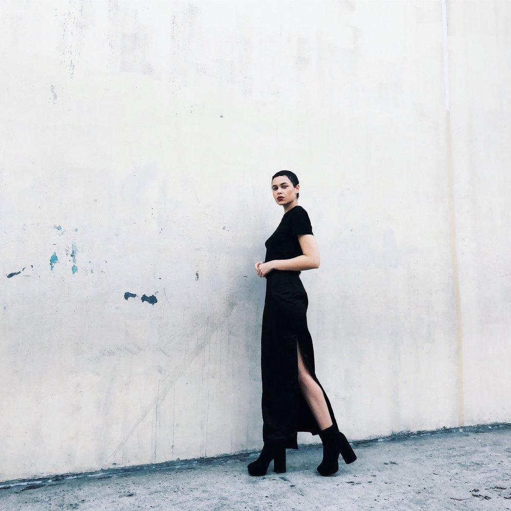 Neiman Marcus  maxi skirt