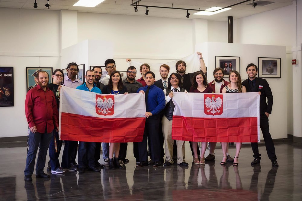 Project Polish Productions - FIEA Graduate Students 2016-2017