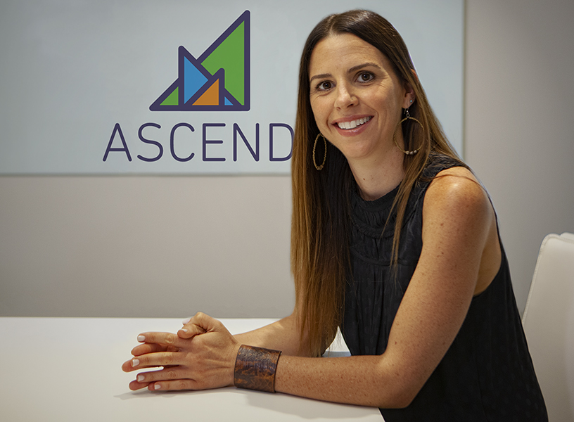 Ascend: A 12 month experience - (A group mastermind that includes 1:1 coaching, group calls, quarterly experiences, and other goodies)