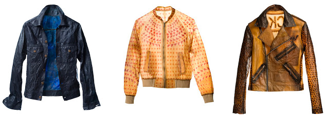 traditionally sewn jackets