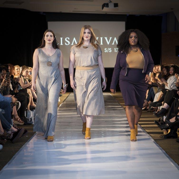 Lisa Aviva at Design Forward 2017.(Leann Parker)