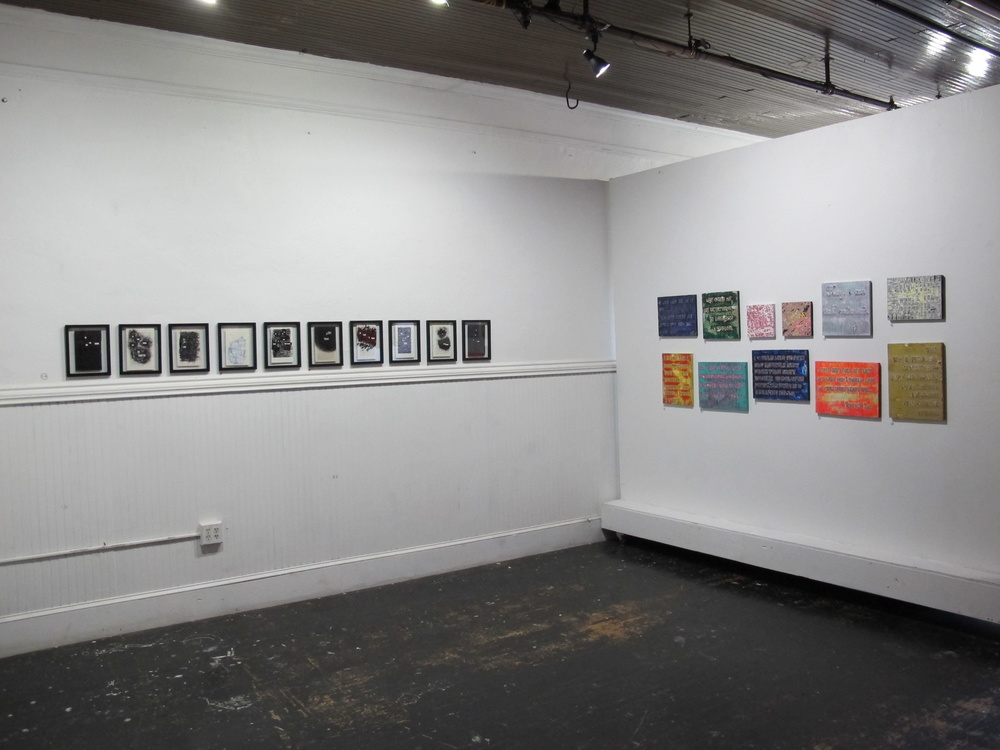 Installation View - Beyond the Vernacular, Mammal Gallery, Oct-Nov 2014