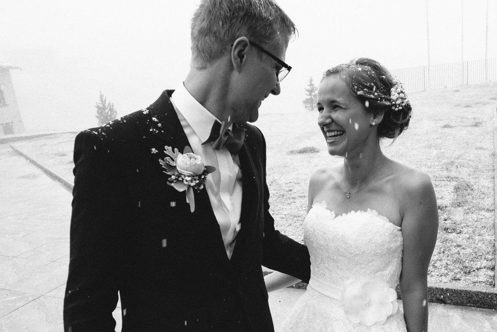 ZERMATT - WEDDING