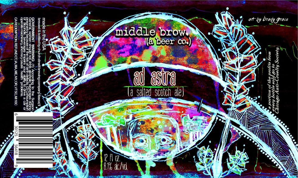 Middle Brow Ad Astra