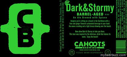 Cahoots Dark & Stormy