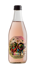 Wolffer Estate Dry Rose Cider