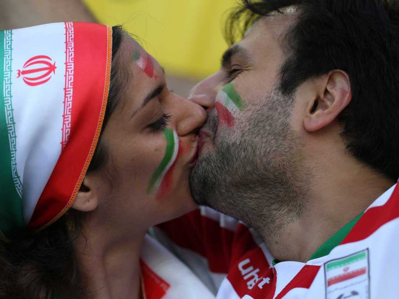 Iranians Score National Pride