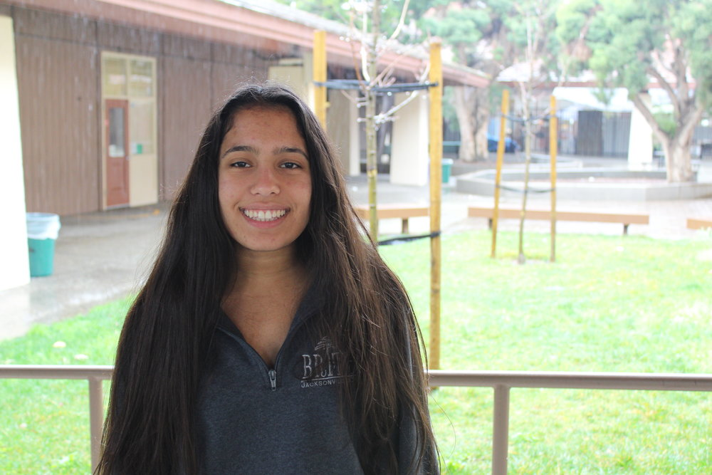 Umbher is a student at Palo Alto High School (Paly). She was interviewed by a peer and one of our student Catalysts--Yusra--for the RE-ENVISIONED collective visioning project at Paly in Spring 2017. Check out other #SchoolSpotlight interviews for Paly by following #PeopleofPaly.