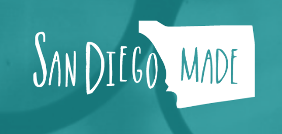 San Diego Made - Showcase artwork and partner with organization