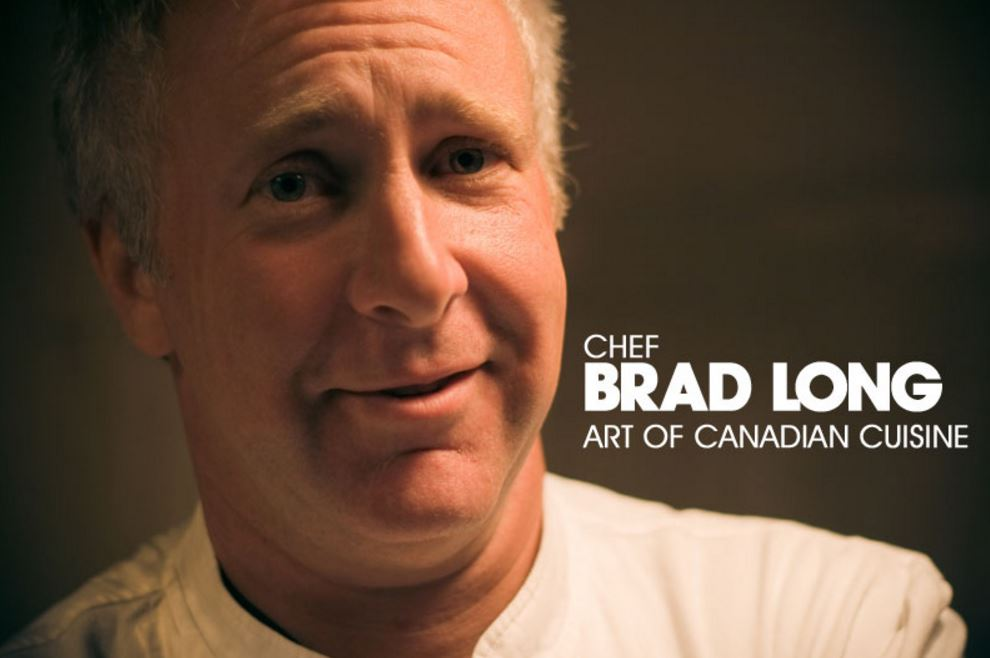 Chef Brad Long: The Art of Canadian Cuisine