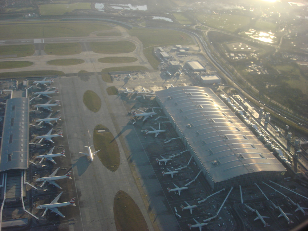Heathrow lies: It pledged Terminal 5 would not lead to calls for a third runway
