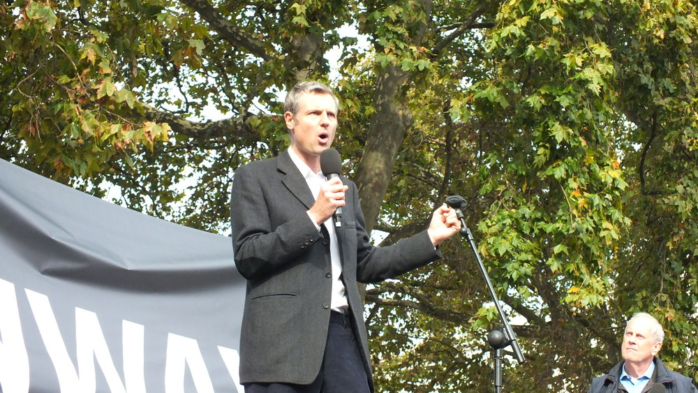 Zac Goldsmith warns R3 would be catastrophic for London