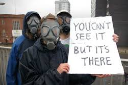 Gas masks for everyone – a mitigation option?