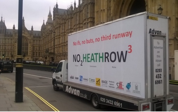 MPs could get the chance to say No to Heathrow