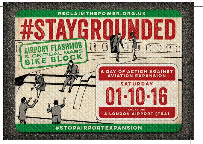 Time to Stay Grounded - Reclaim The Power