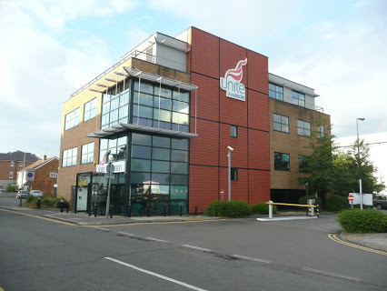 Unite offices in Harlington - a village that would be devastated by the building of a third runway at Heathrow