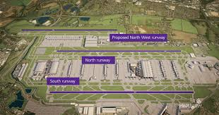 Third runway option at Heathrow