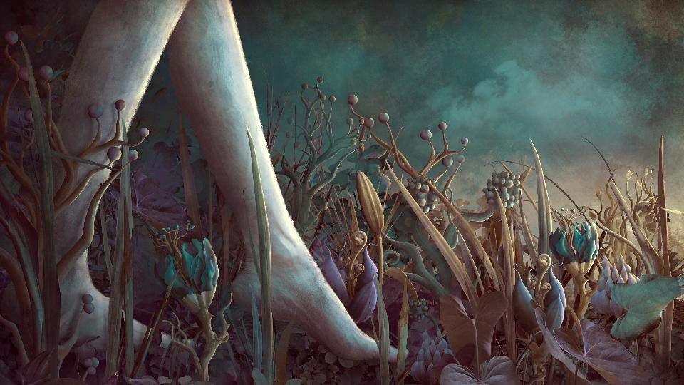 """Still in a Dream"" by Marcela Bolívar"