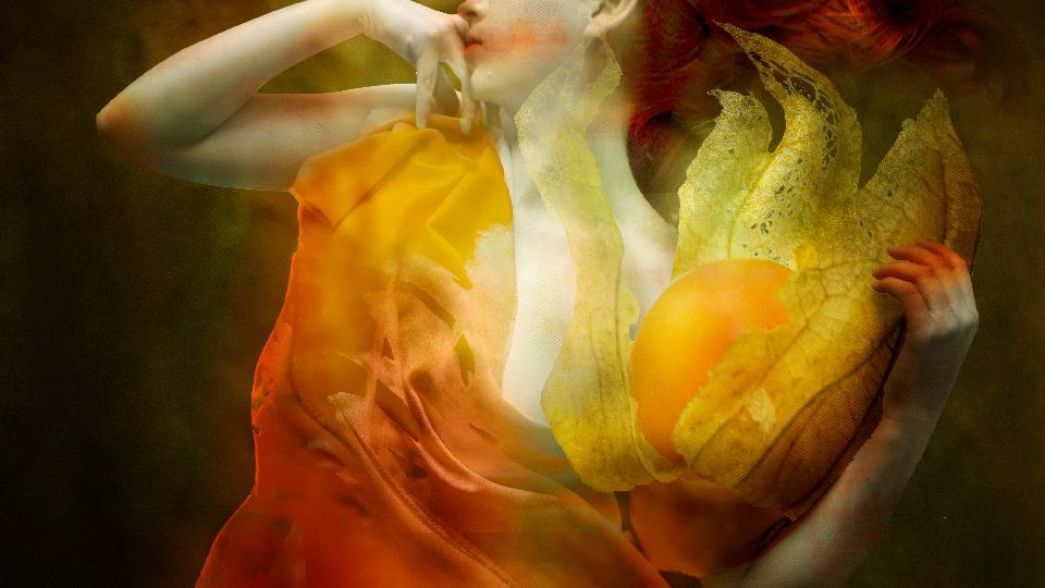 """Blood Orange"" by Mariana Palova"