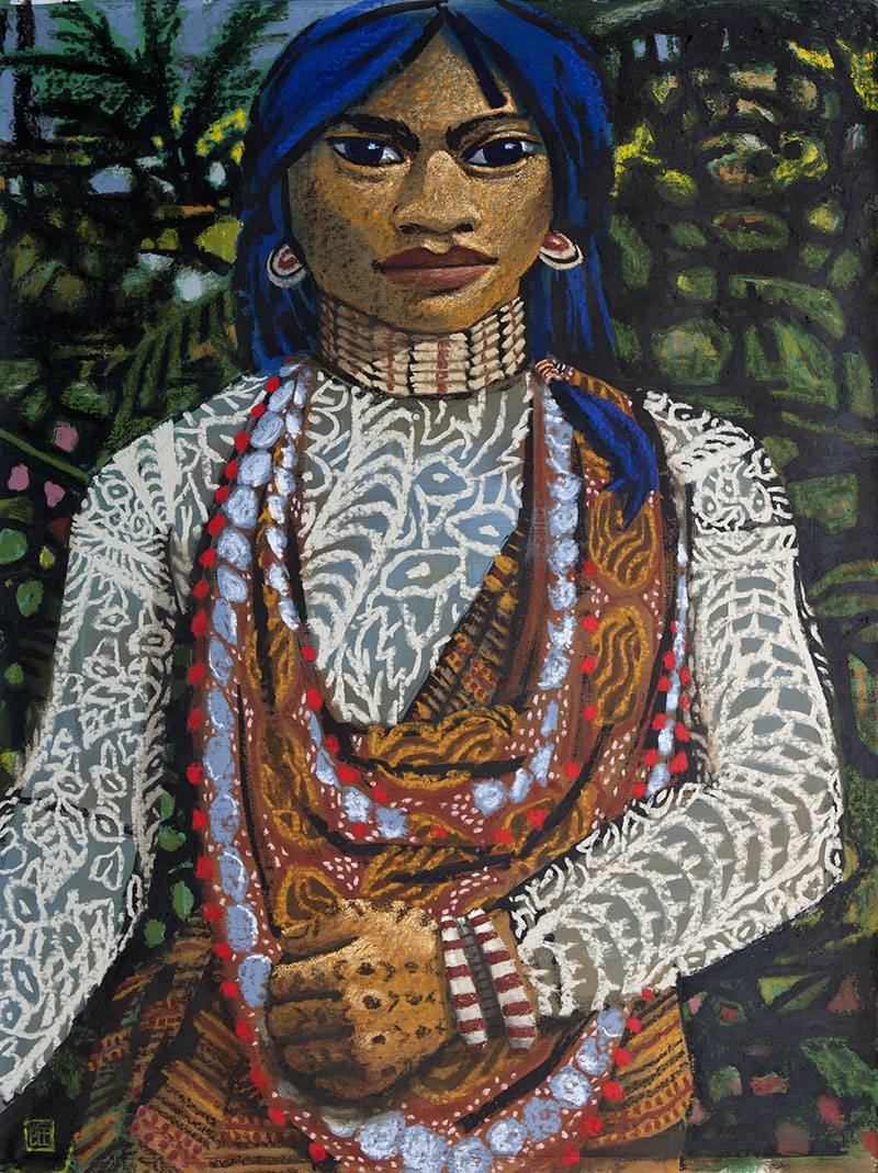 #1649 KALINGA WARRIOR, 2013