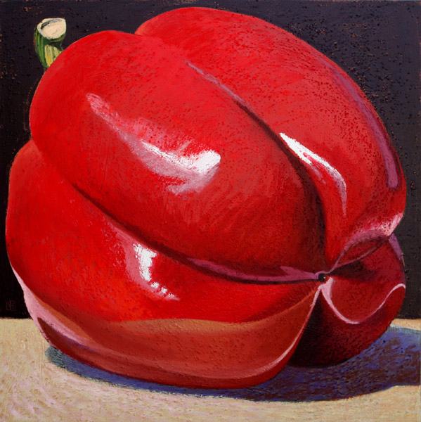 # 1134 LARGE RED PEPPER, 2008