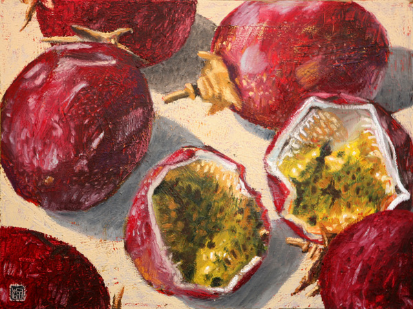 #997 PASSION FRUIT, 2006