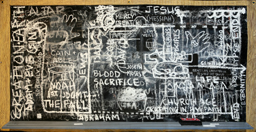 #969 PLAN OF SALVATION (Chalk-talk), 2006