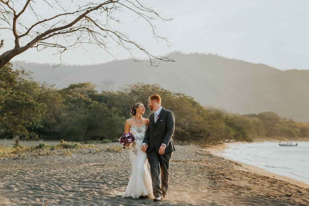 destination wedding guanacaste costa rica