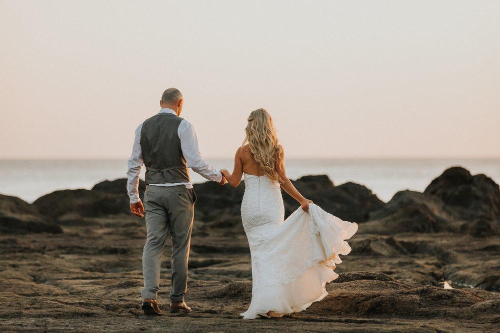 destination wedding tamarindo costa rica