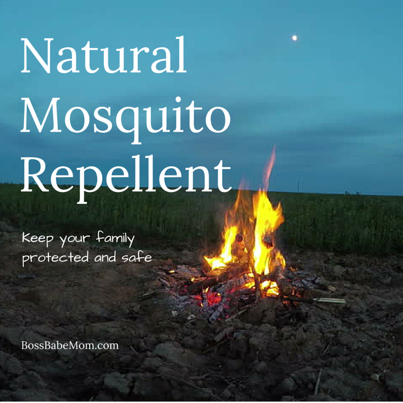 Natural Mosquito Repellents to protect against Zika