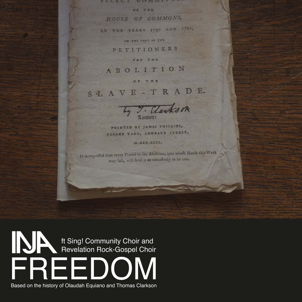 Inja - Freedom