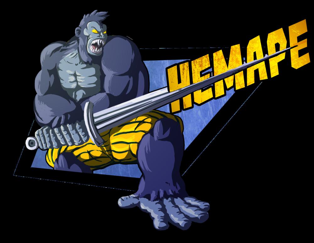 HEMA Physical Education Logo