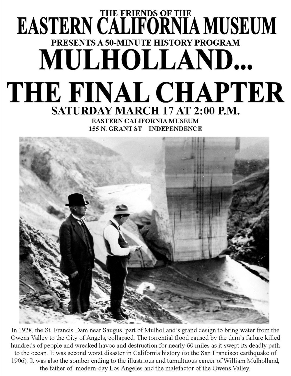 Mulholland-The Final Chapter ECM March 17 2018.jpg