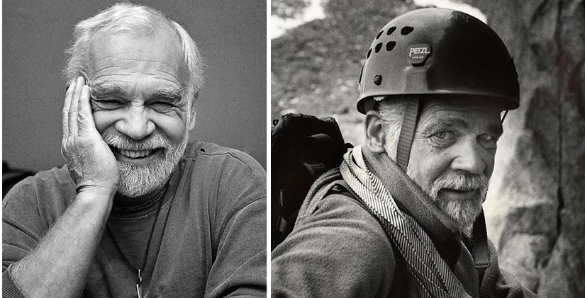 doug Robinson Photos: (R) photographer Paul hara (L) Photographer Jim Herrington