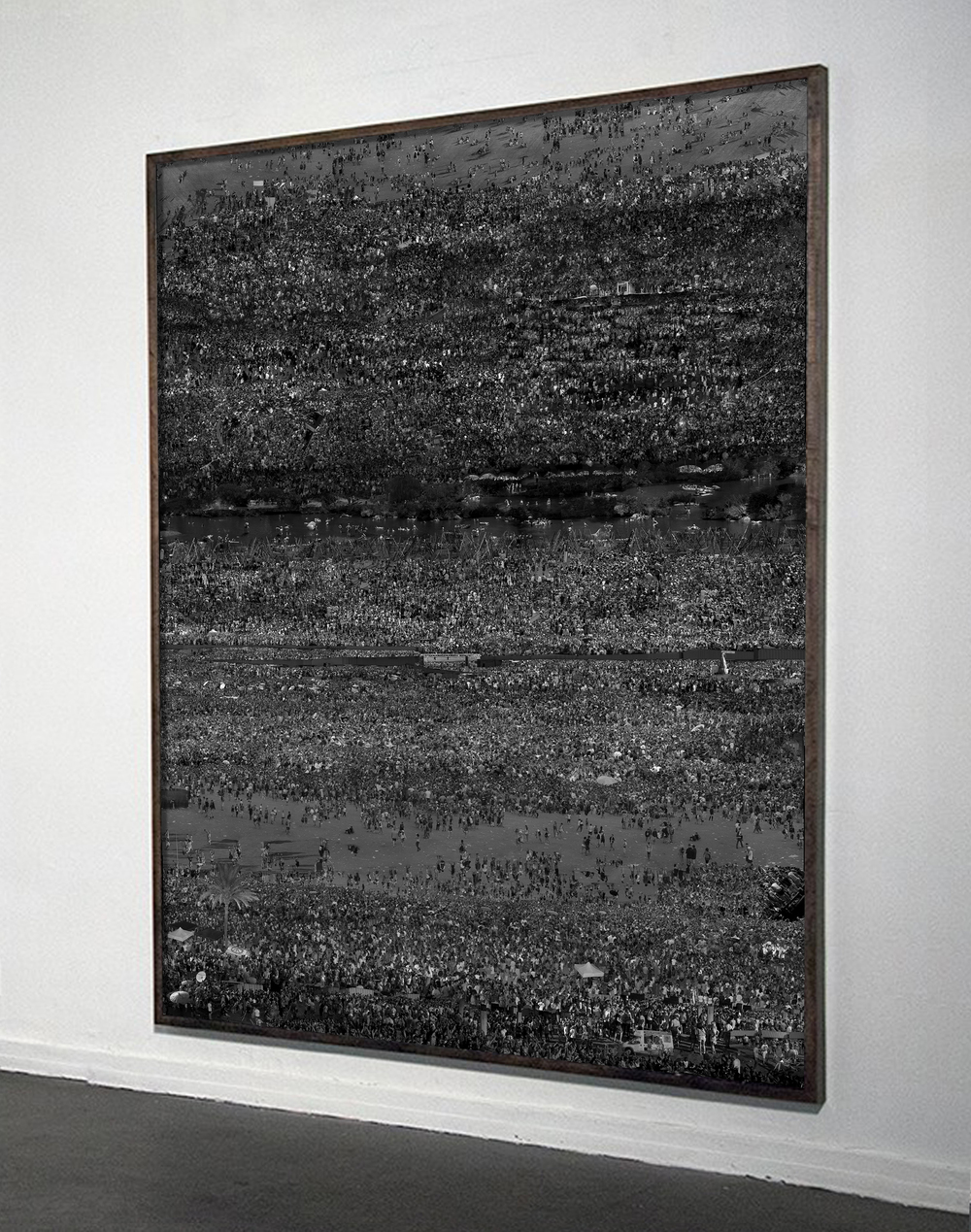Untitled (Portugal, Rumania, London, ) Digital C Print. 71X100 inches